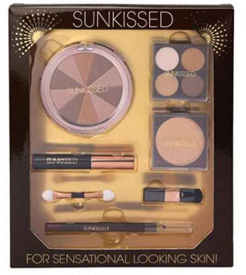 Sunkissed Cosmetics Complete Bronzer Kit