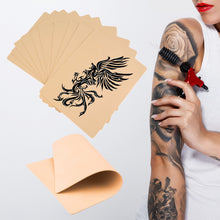 Pro Synthetic Tattoo Practice Fake Skin Blank Artificial Beginners Dual Side