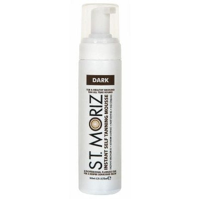 St Moriz Instant Self Tanning Mousse 200ml - Dark