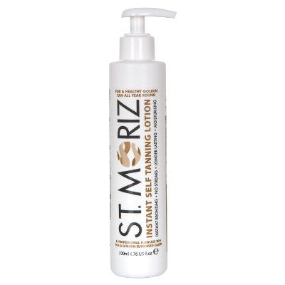 St Moriz Instant Self Tanning Lotion 200ml
