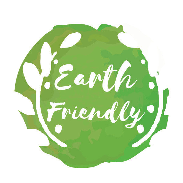 Globally sourced and earth friendly