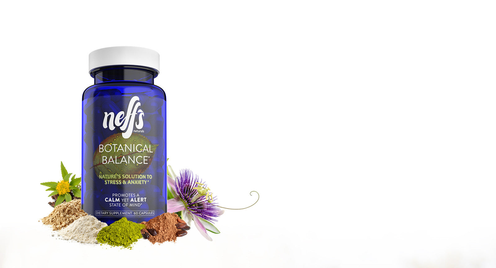 Neffs Naturals botanical balance for Anxiety