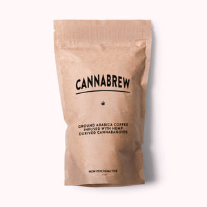 Cannabrew Ground Coffee 12oz