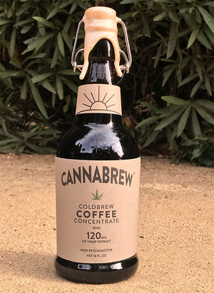 Cannabrew Coldbrew Concentrate 16oz