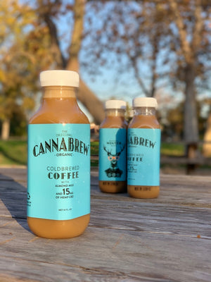 Cannabrew Winterblend Seasonal Coffee 10oz