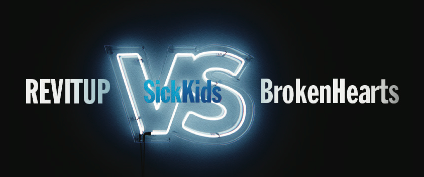 Rev It Up for SickKids