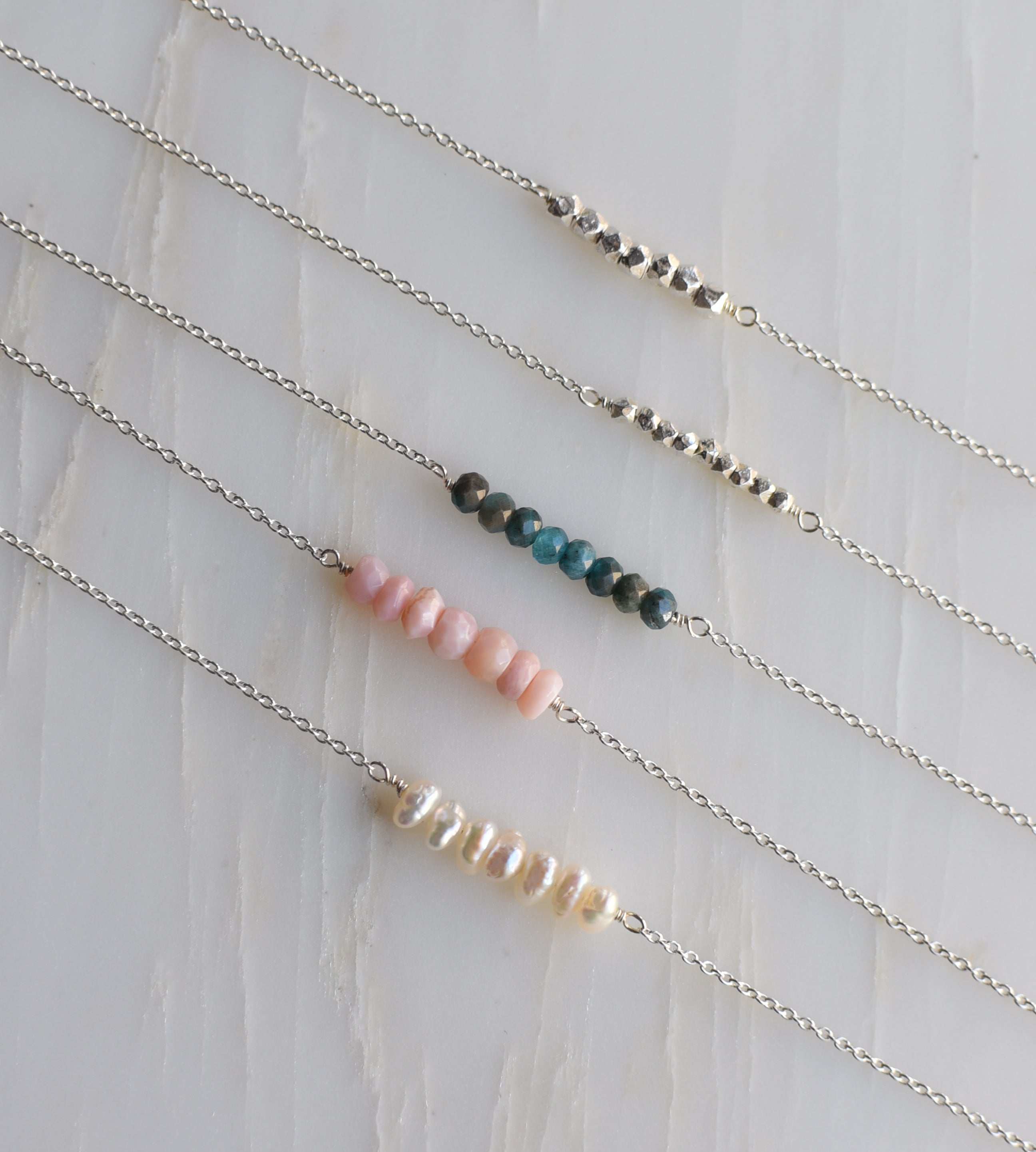 Cara Layered Necklaces