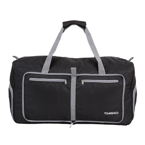 Waterproof Polyester Men Women Gym Bags Large Capacity 80L Foldable Packable Duffle Travel Bag Sports