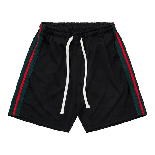 Athletic Shorts - Back / Green