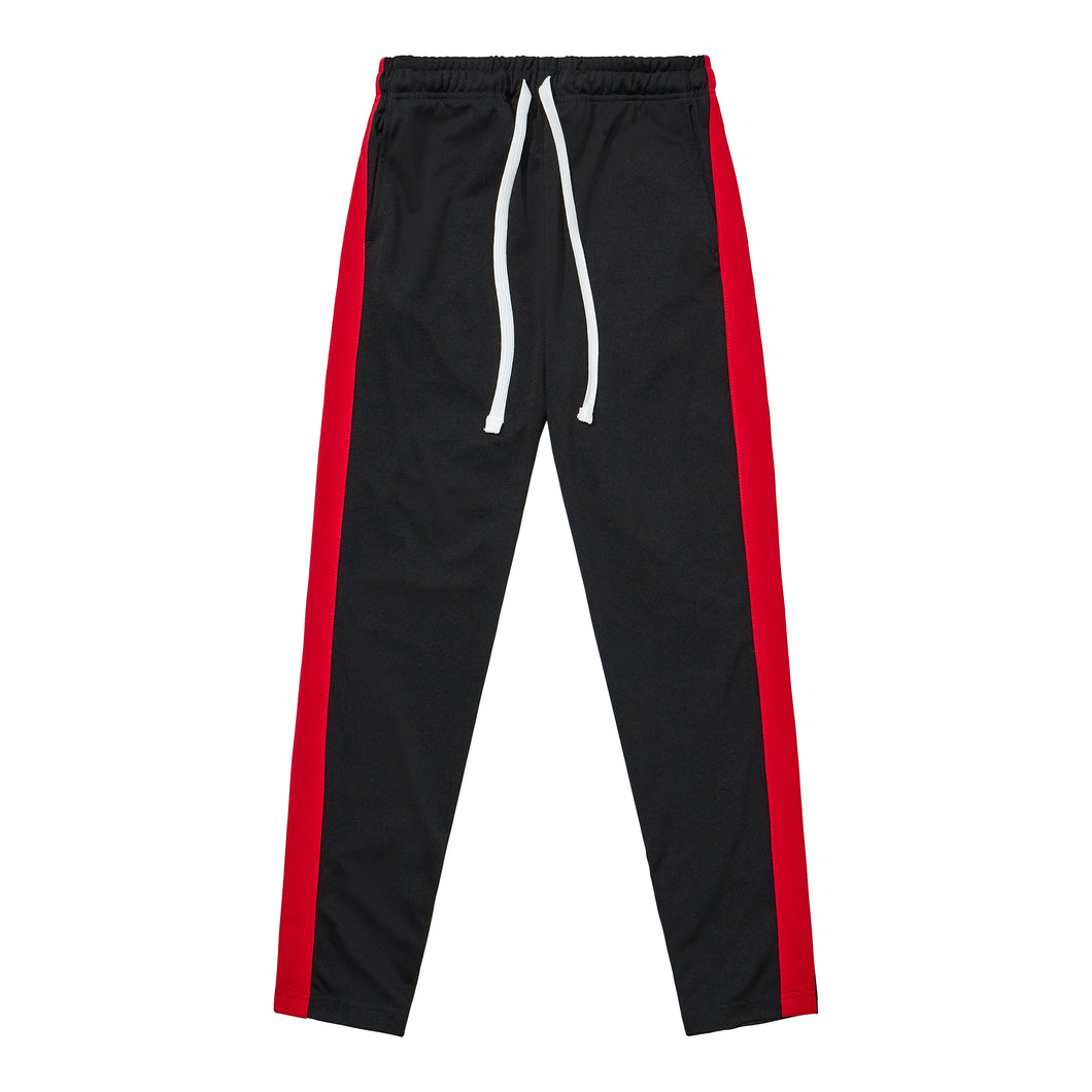 Sweatpants - Black / Red