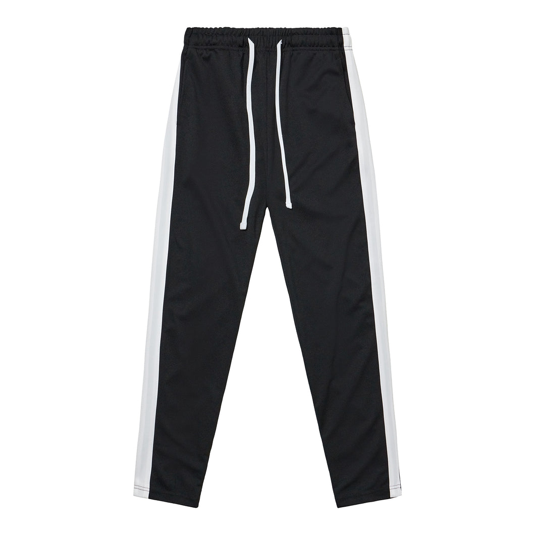 Sweatpants - Black / White