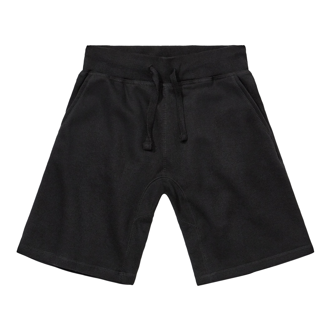 Fleece Shorts - Black