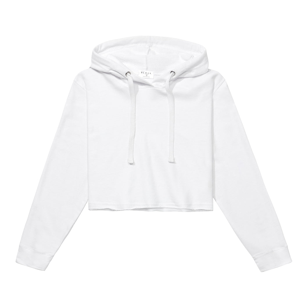 Midweight Hoodie - White