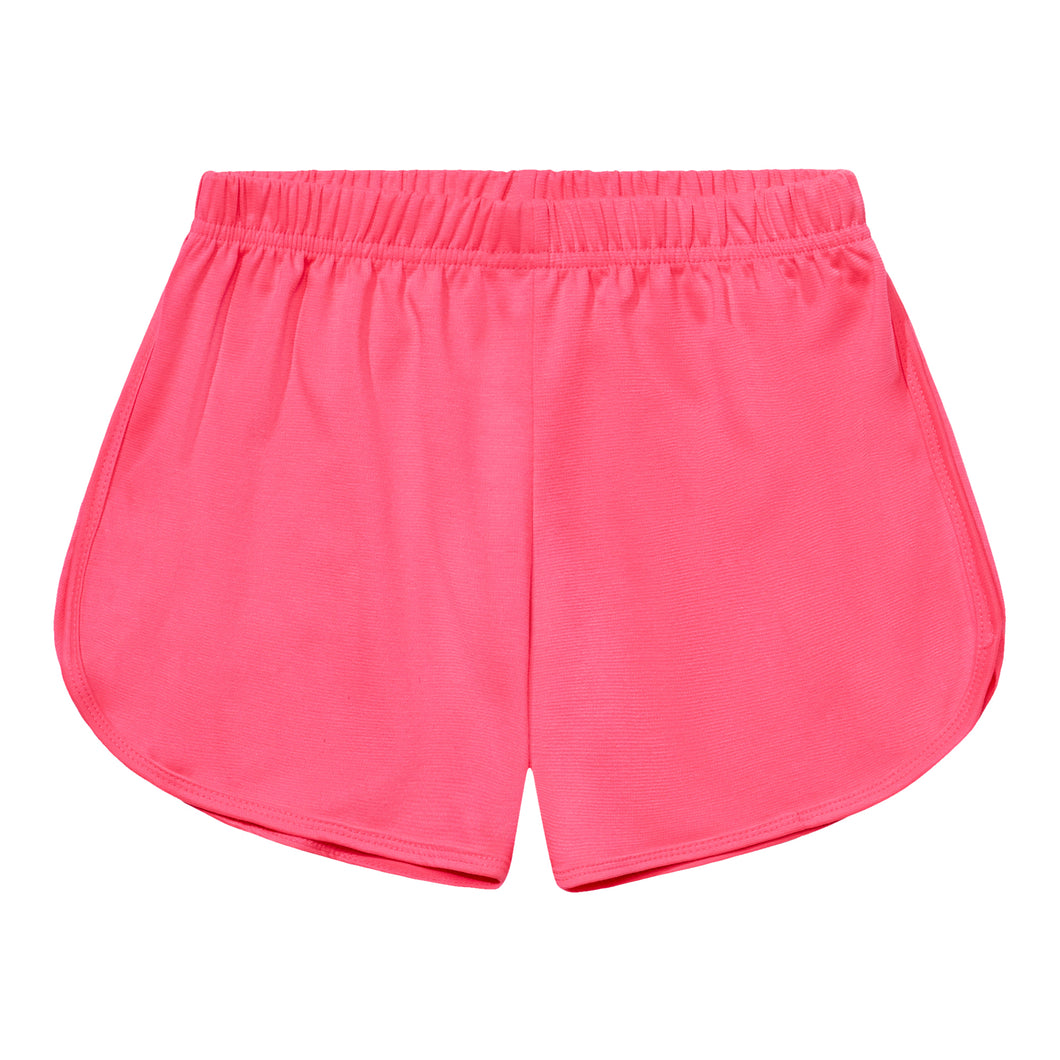 Woman's Shorts - Neon Pink