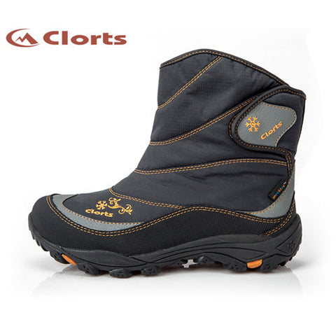 Clorts Women Hiking Winter Boots