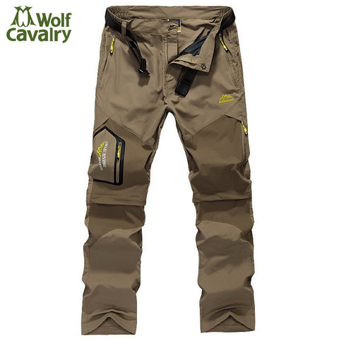 CavalryWalf Detachable Quick Dry