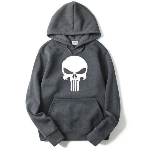 AIANXIN  Punisher Skull Hoodies