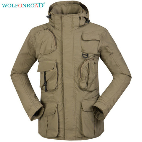WOLFONROAD Waterproof Jacket