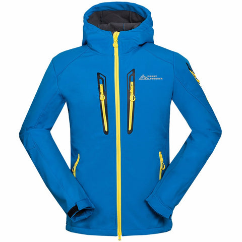 Spring Windbreaker Mountaineering Jacket