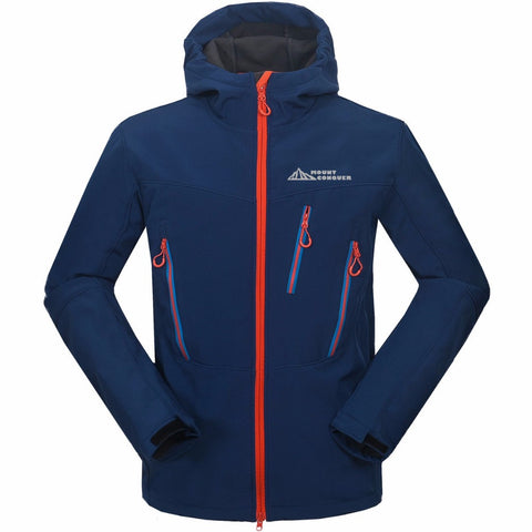 NEW Soft shell Mountaineering Jacket