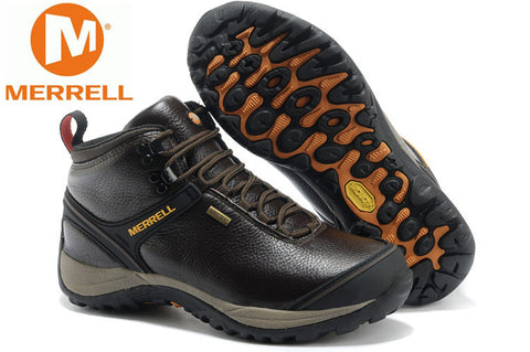 Tumbled Leather (Merrell Men's Sports Shoes)