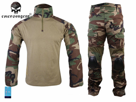 Emersongear combat set Shirt Pants with