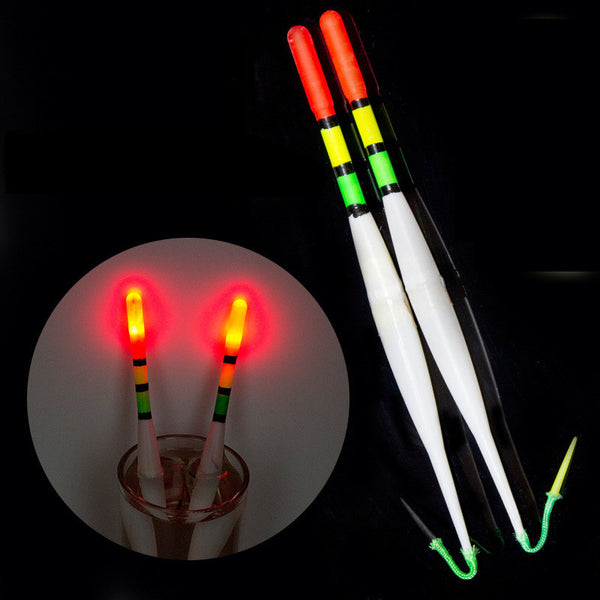 Glow rod stick foam fishing floats light fishing floats