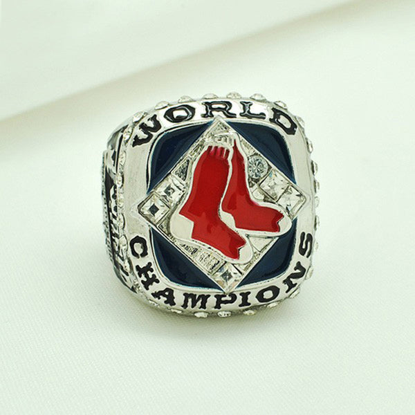 2007 Boston Red Sox Champ Ring