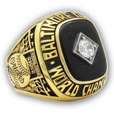 1966 baltimore orioles Baseball Champ Ring