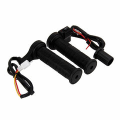 Motorcycle Handlebar Motorbike Heating Handle Heated Grips Set Universal Motocross Handlebars Heated Grip For Honda etc