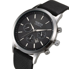 North Brand Luxury Casual Quartz Sports  watch