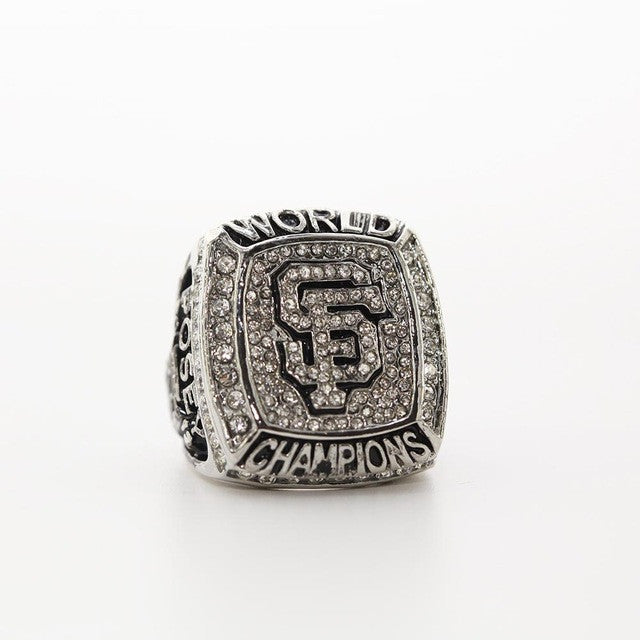 2012 San Francisco Giants champ ring