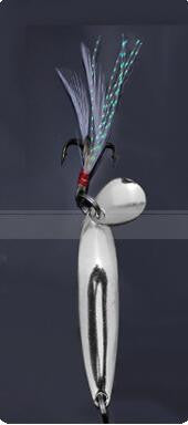 Metal Sequins Fishing Lure wobbler