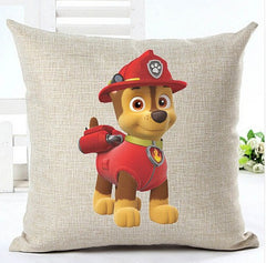Paw Patrol Cushion Pillow Cover 3D