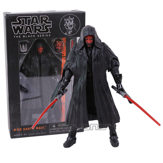... Star Wars The Black Series Kylo Ren Stormtrooper Phasma Darth Maul Darth Vader Hab Solo PVC ...  sc 1 st  bestsellers365 & Star Wars The Black Series Kylo Ren Stormtrooper Phasma Darth Maul ...