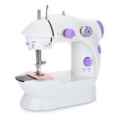 Mini Dual Speed  Automatic Rewind Sewing Machine