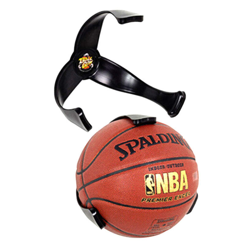 2016 Fashion Plastic Ball Claw Wall Mount Basketball Holder Football Storage Rack For Home Decor WholesalesFree Shipping
