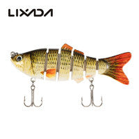 10cm Fishing  6 Segments Swimbait Crankbait