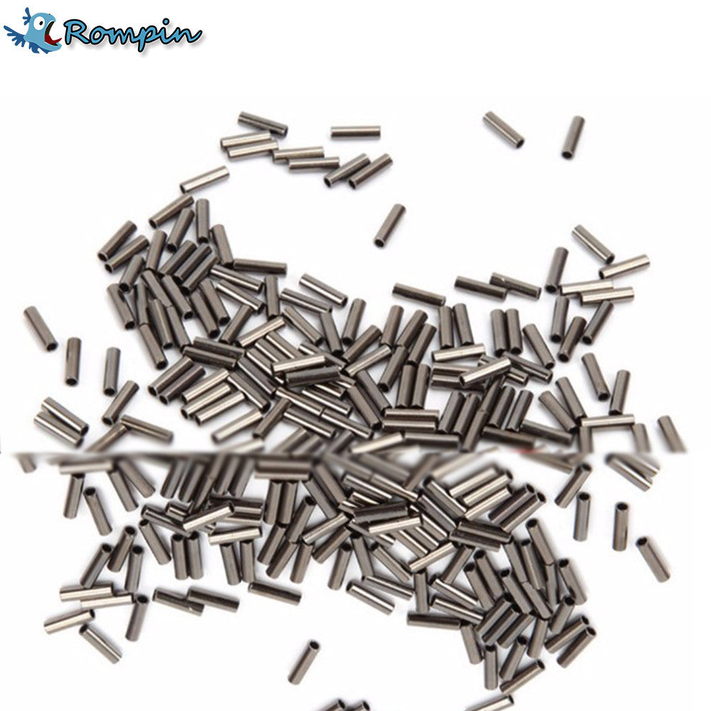 100pcs/bag stainless steel copper tube