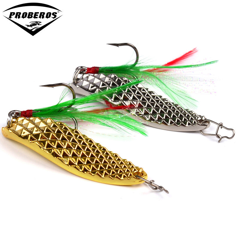 Spoon Lure  Metal Fishing Bait
