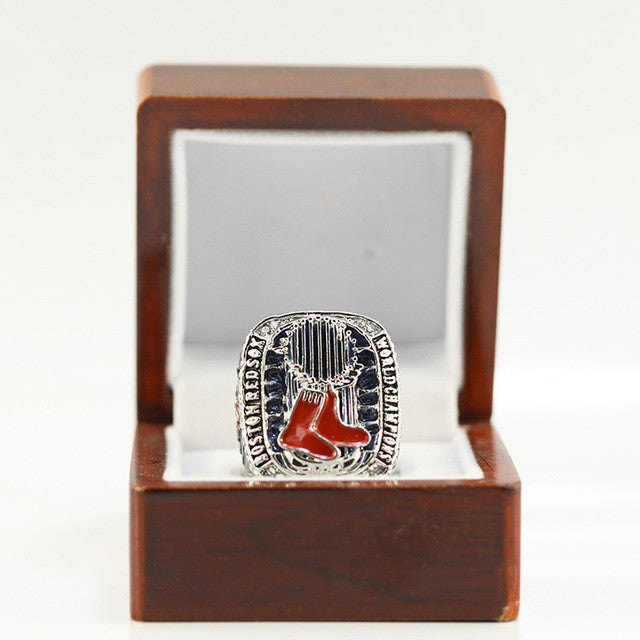 2013 Boston Red Sox champ ring