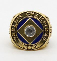 1909 pittsburgh pirates world serise champ ring