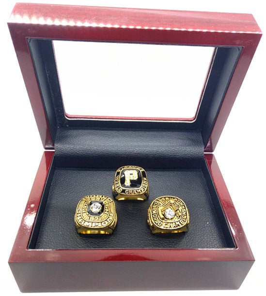 1960-1979 pittsburgh pirate champ rings
