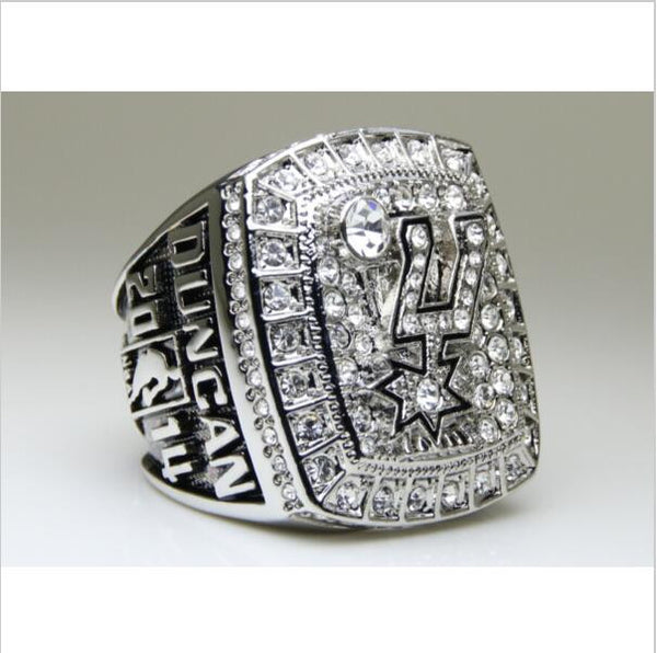 2014 San Antonio Spurs Bakstball Champ Ring