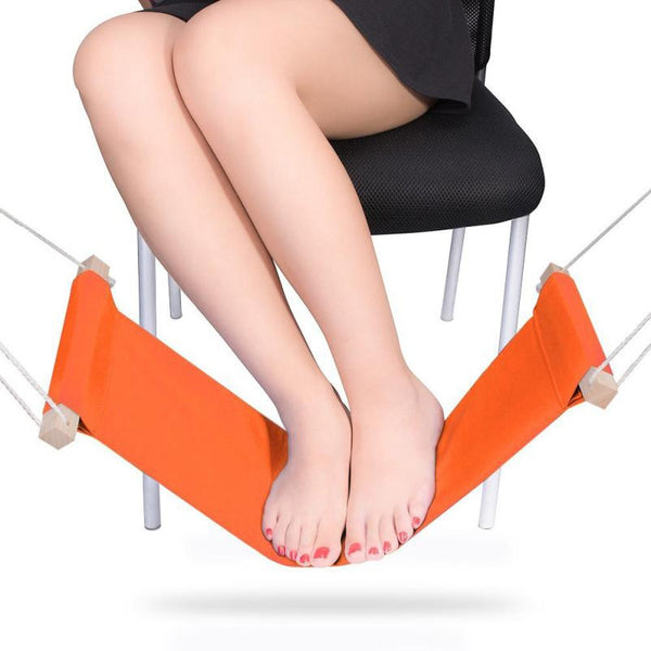 2017 Mosunx Business Hot Selling New Mini Office Foot Rest Stand Desk Feet Hammock