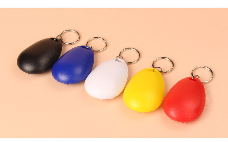1 Pcs New Dog Pet Clicker Dog Training Trainers With Key Chain Pets Supplies Pet dog cat tools