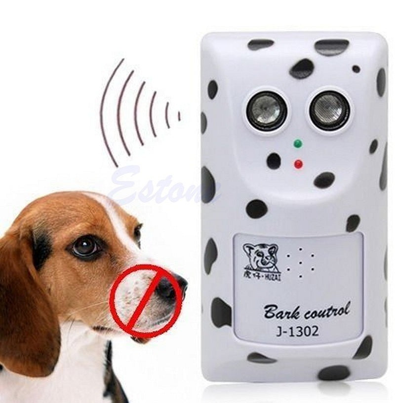 Ultrasonic Anti No Bark Control Device Stop Dog Barking Silencer