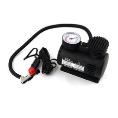 Portable 12V Auto Car Electric Air Compressor Tire Infaltor Pump 300 PSI