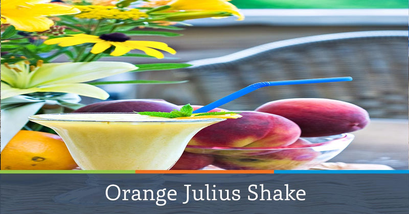 Orange Julius Shake