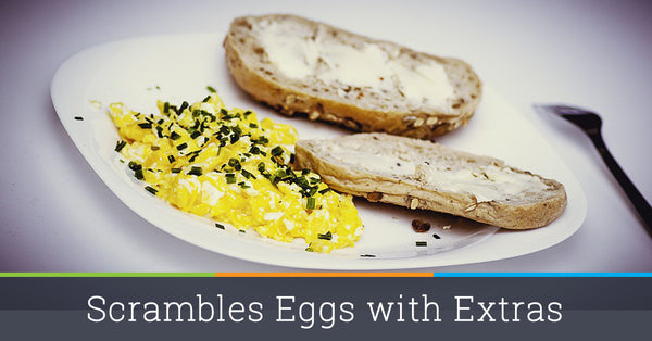 Scrambled Eggs with Extras